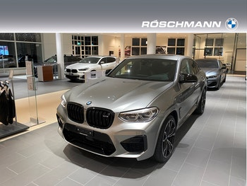 suv BMW X4 M Competition Steptronic