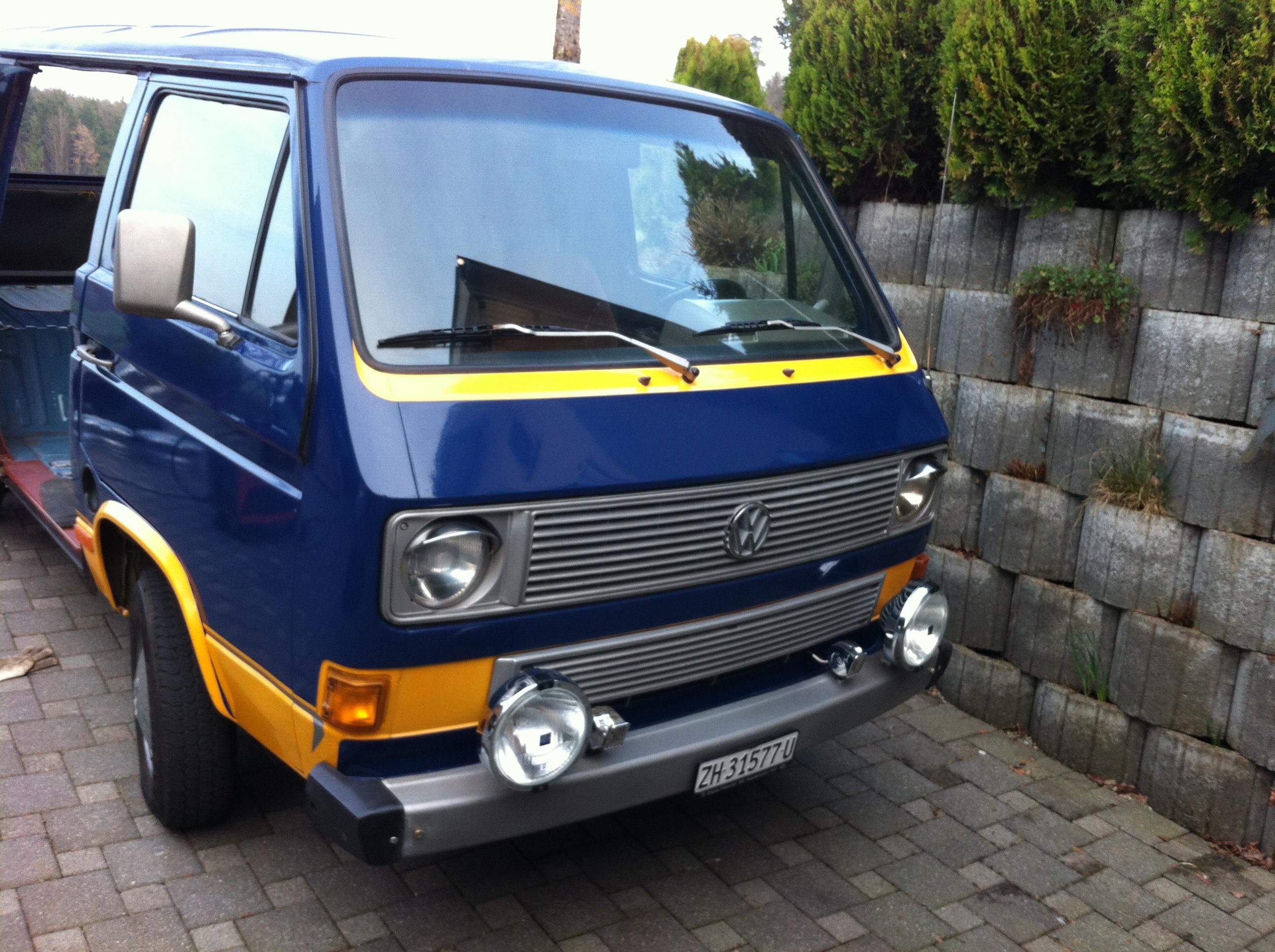 bus VW Typ 2