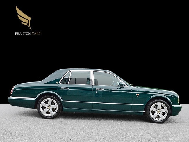 saloon Bentley Arnage Green Label