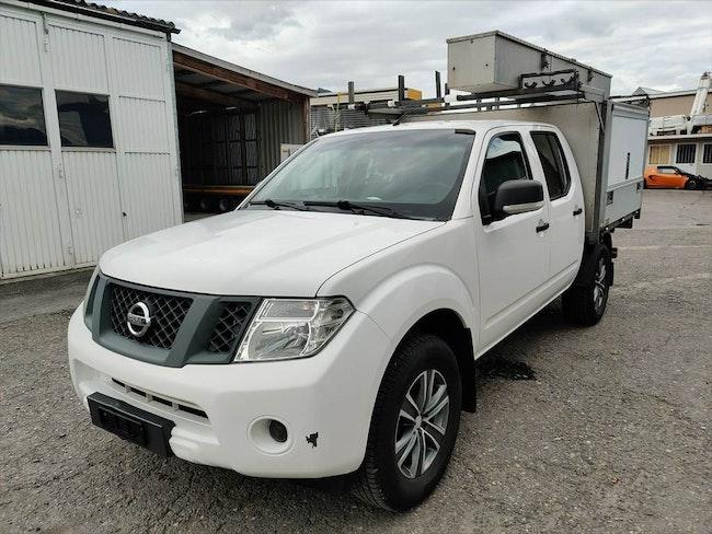 suv Nissan Navara Double Cab LE 2.5 dCi 4WD