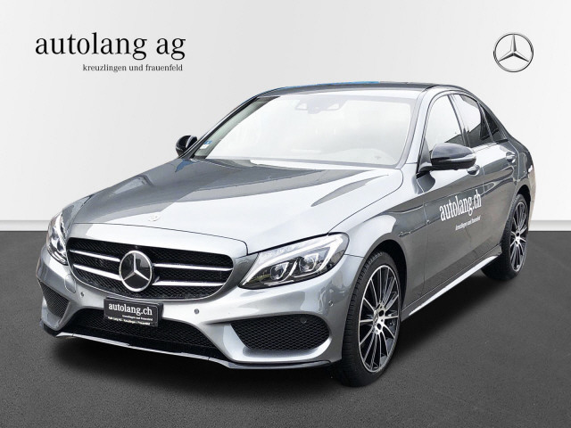 saloon Mercedes-Benz C-Klasse C 250 d Swiss Star AMG 4M