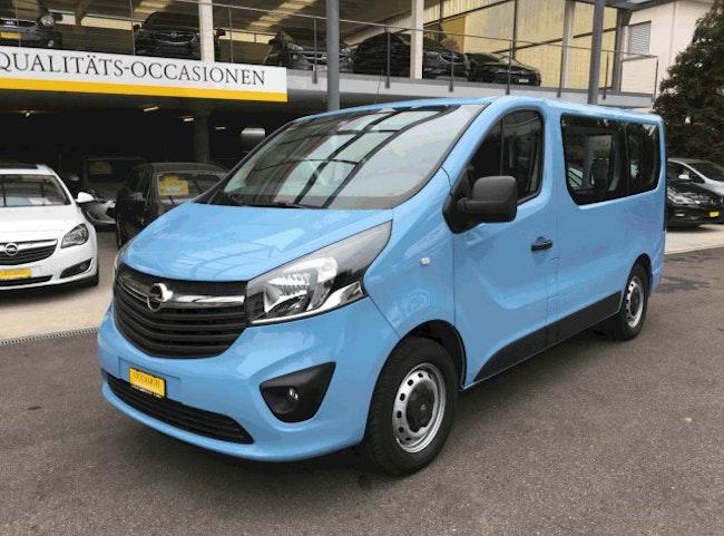 bus Opel Vivaro 1.6CDTI 2.7 L1