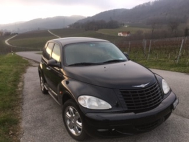 van Chrysler PT Cruiser 2.2 CRD Limited