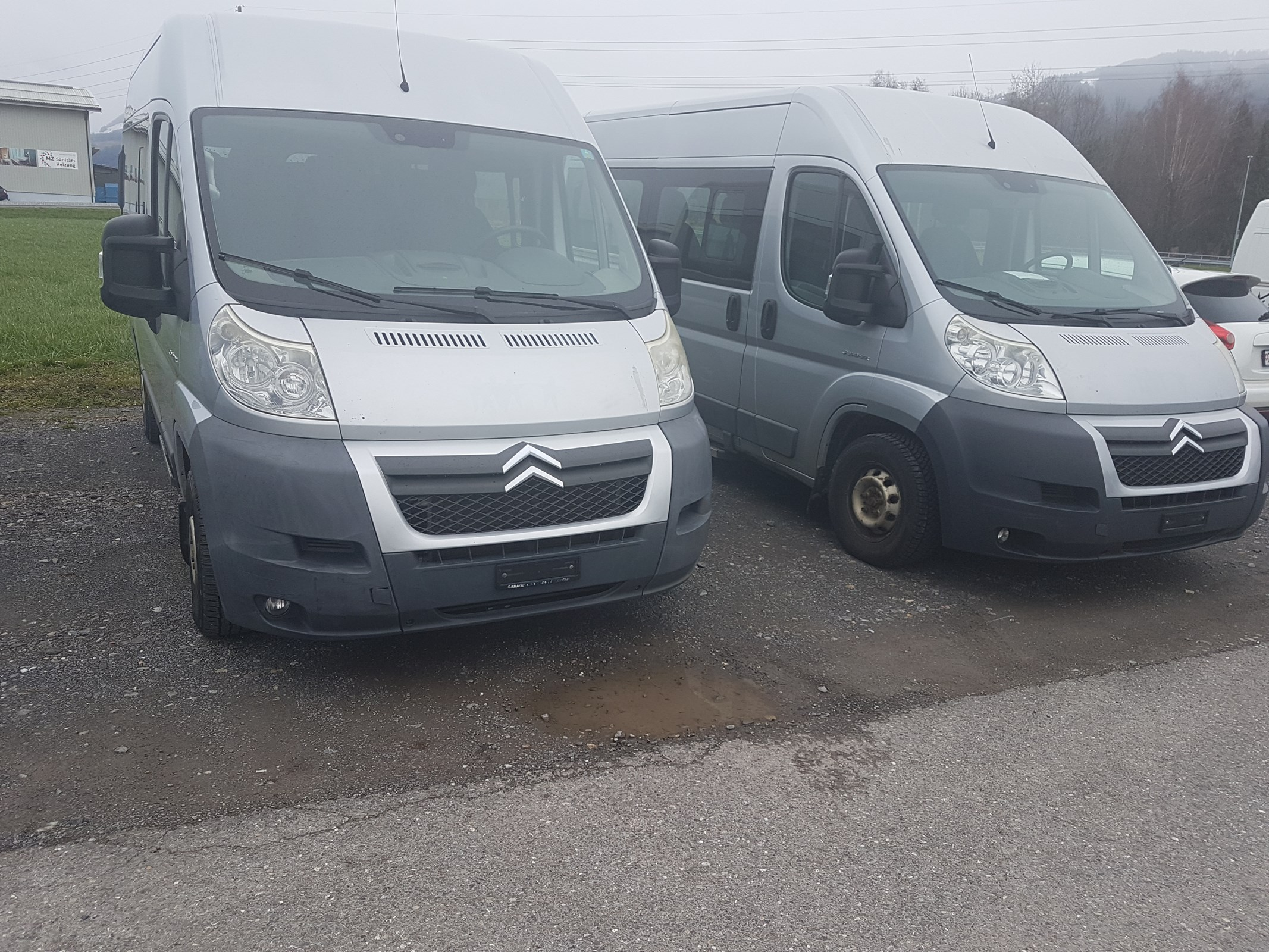 bus Citroën Jumper 3.0 HDi 33 Loisirs
