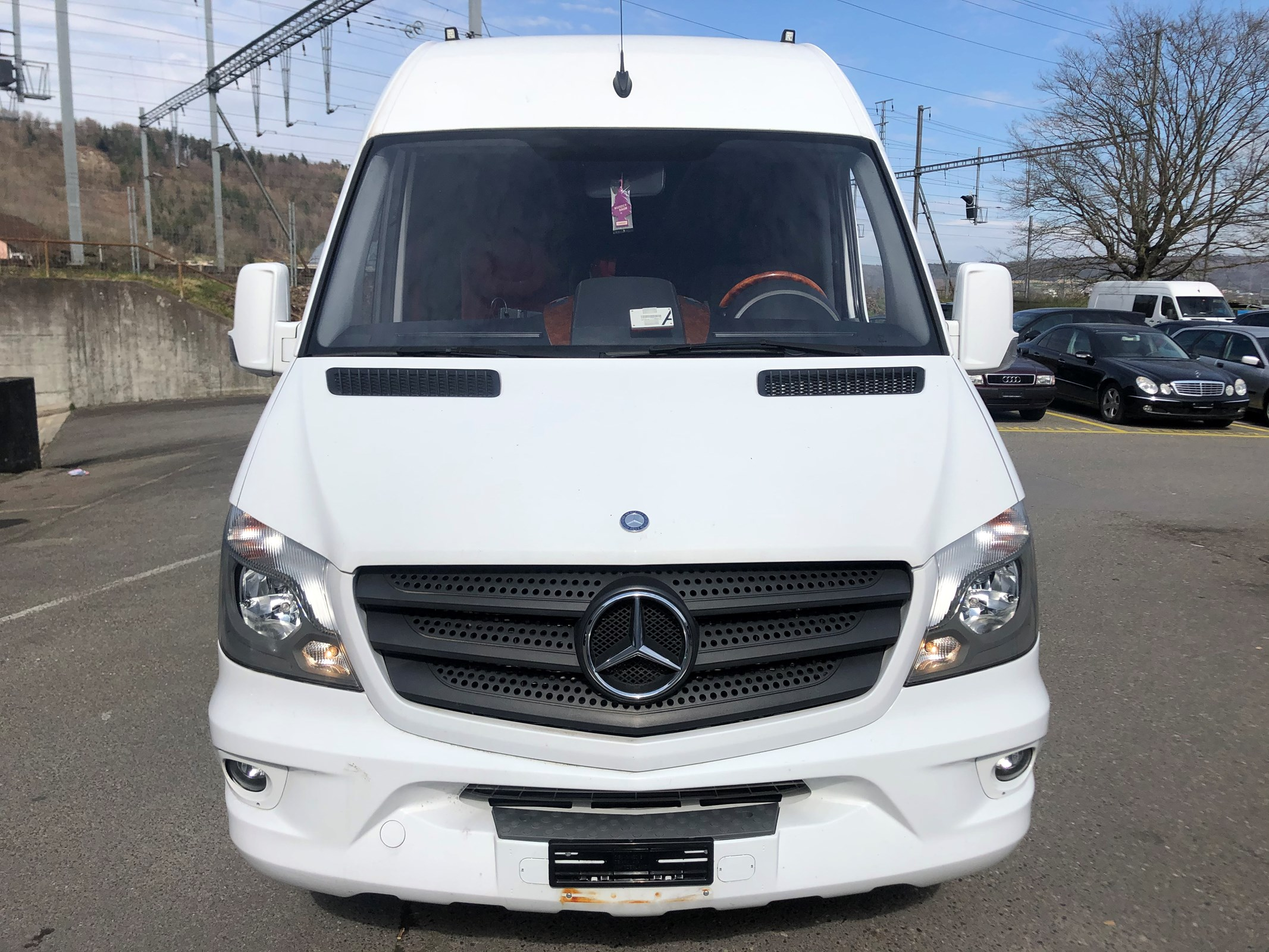 bus Mercedes-Benz Sprinter 319 BlueTec Standard