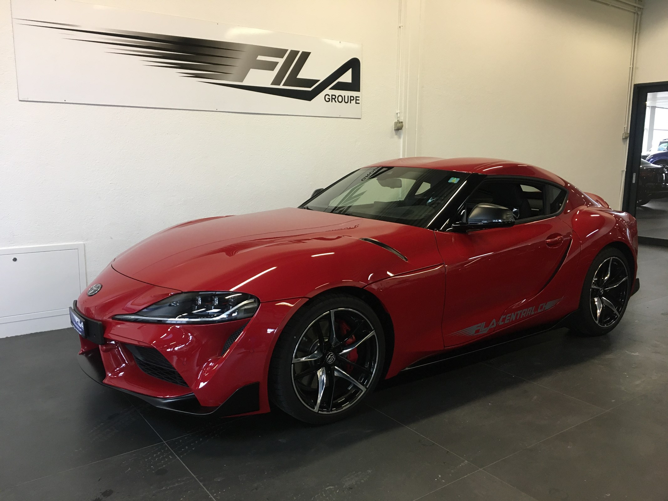 coupe Toyota Supra 3.0 Premium Rwd