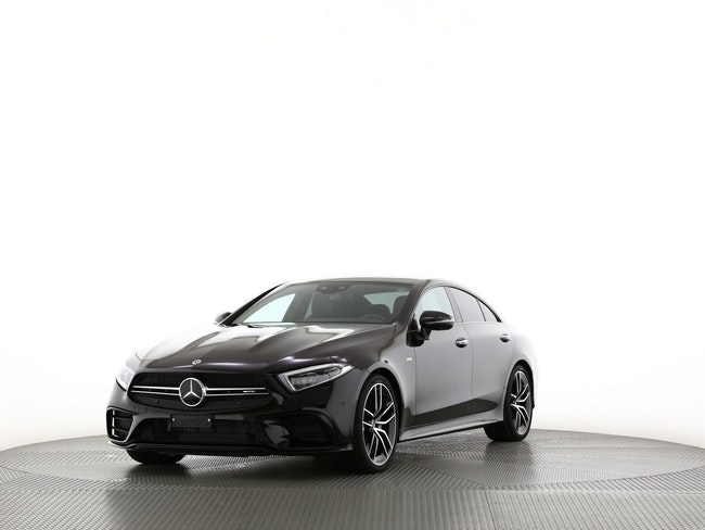 saloon Mercedes-Benz CLS 53 AMG 4 Matic+