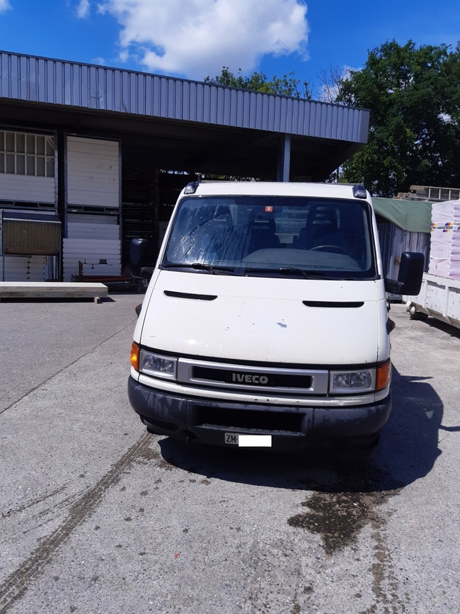 van Iveco Daily / Turbo Daily Daily 35 C 11 K.-Ch. 3000 2.8 TD 105