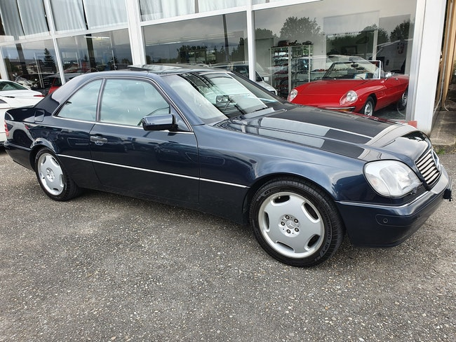 coupe Mercedes-Benz CL 420 CL (S) 420 Automatic
