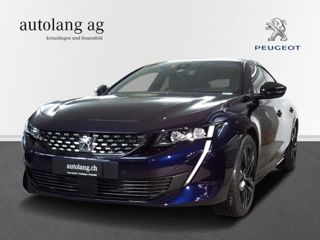 saloon Peugeot 508 1.6 PureTech First Ed