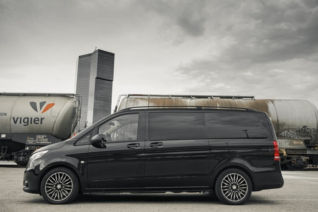 bus Mercedes-Benz Vito AS Luxury Lounge Edition