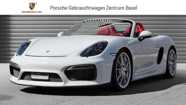 cabriolet Porsche Boxster 3.8 Spyder