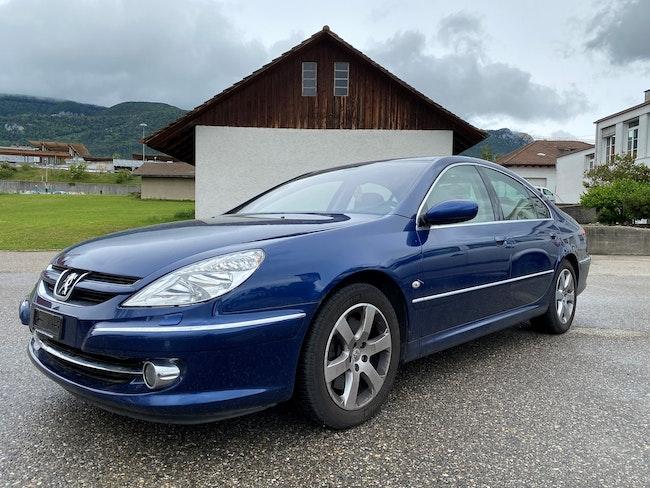 saloon Peugeot 607 2.7 HDI V6 Platinum (Edition)