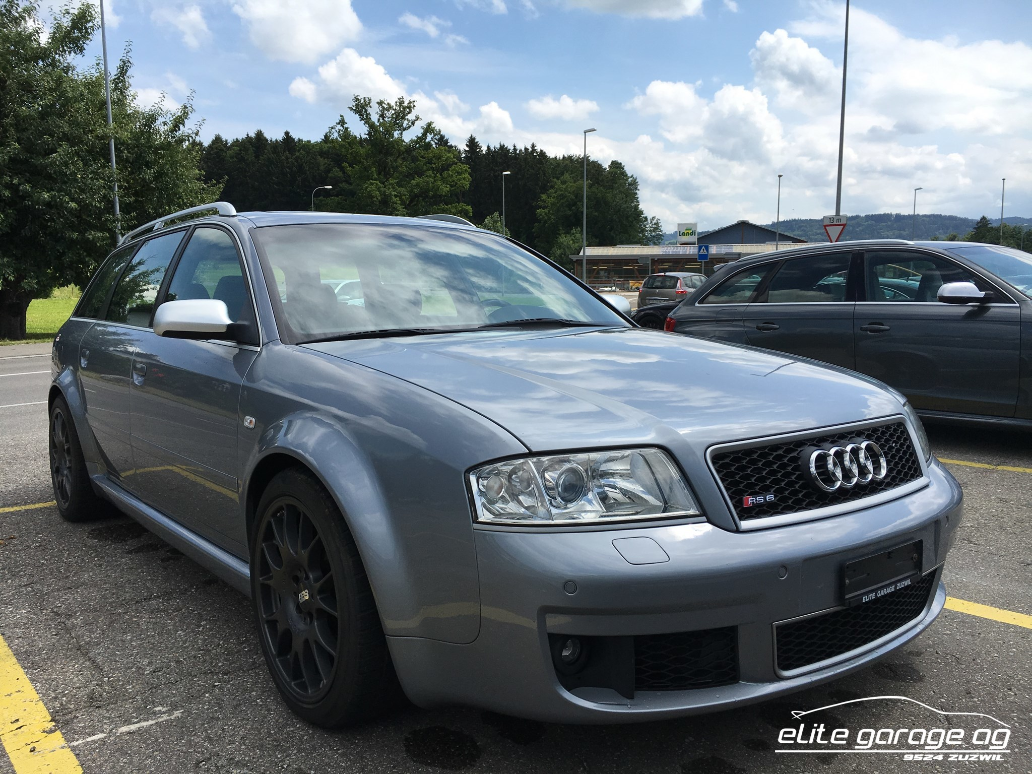 estate Audi S6 / RS6 RS6 Avant quattro