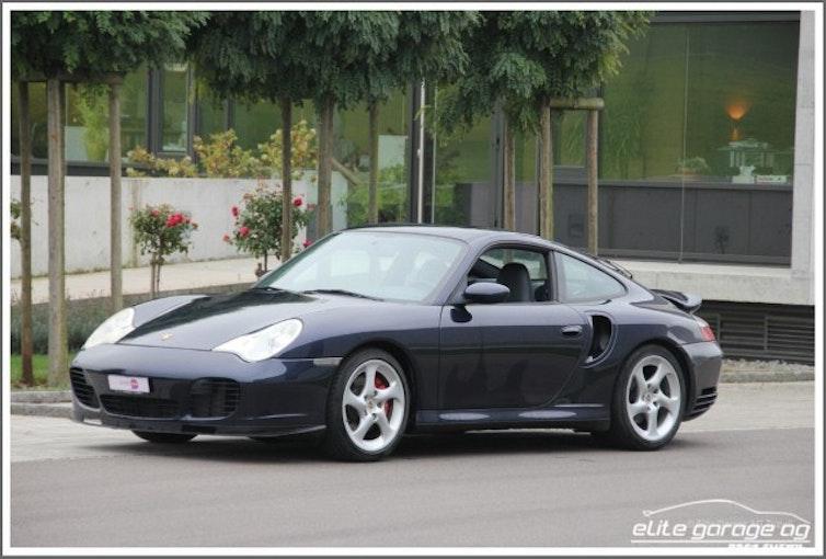Porsche 911 Turbo 69'200 km CHF49'800 - acquistare su carforyou.ch - 1