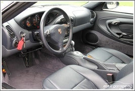 Porsche 911 Turbo 69'200 km CHF49'800 - acquistare su carforyou.ch - 3