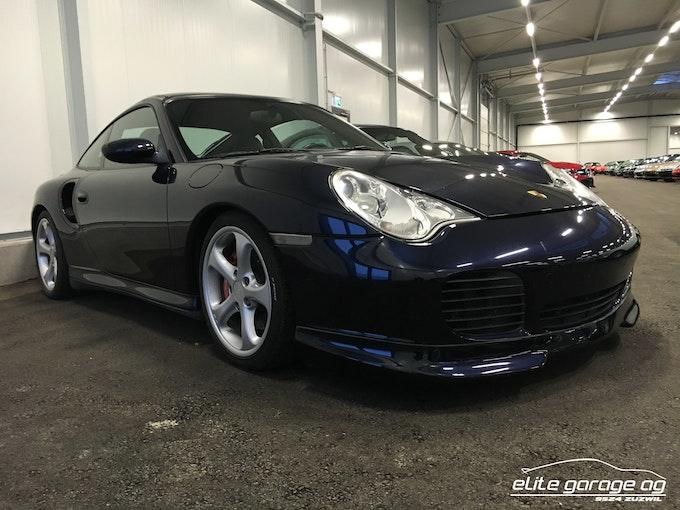 Porsche 911 Turbo 38'600 km CHF79'800 - acquistare su carforyou.ch - 1