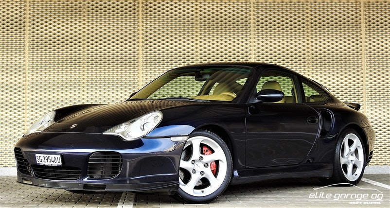 Porsche 911 Turbo 30'100 km CHF69'800 - acquistare su carforyou.ch - 1