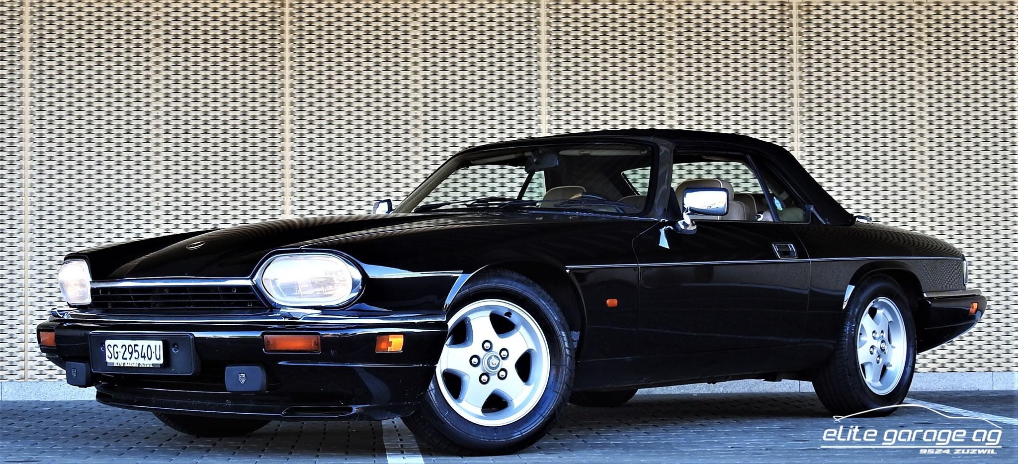 cabriolet Jaguar XJ -S XJS 4.0 Convertible
