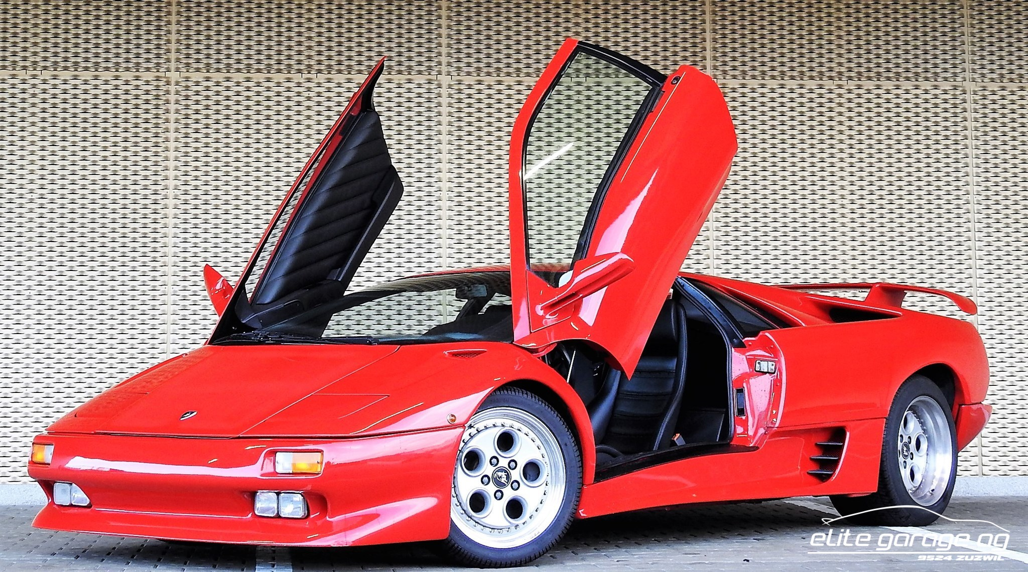 estate Lamborghini Diablo 5.7