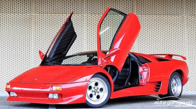 coupe Lamborghini Diablo 5.7