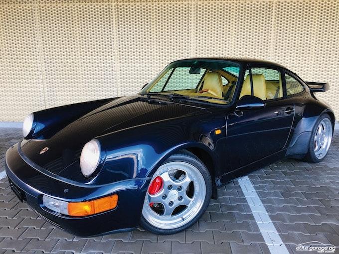 Porsche 911 Turbo II 3.6 83'500 km CHF244'800 - acquistare su carforyou.ch - 1