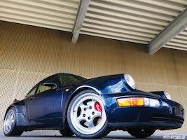 Porsche 911 Turbo II 3.6 83'500 km CHF244'800 - acquistare su carforyou.ch - 3