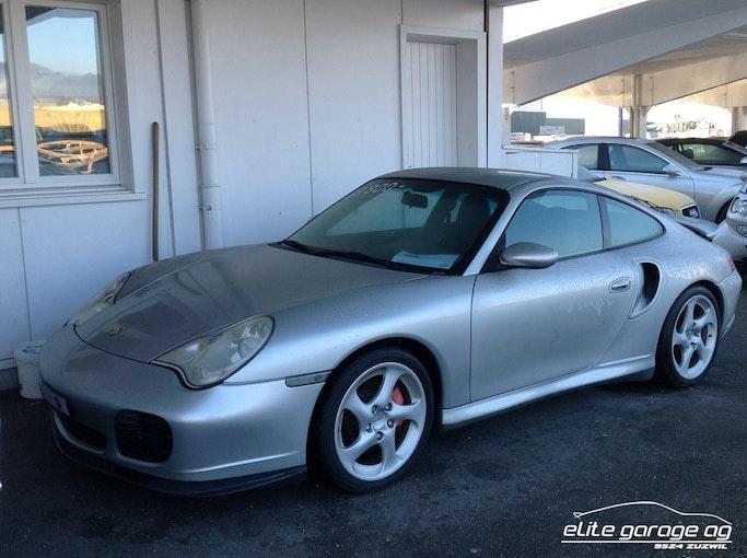 Porsche 911 Turbo 59'500 km 54'800 CHF - buy on carforyou.ch - 1