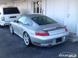Porsche 911 Turbo 59'500 km 54'800 CHF - buy on carforyou.ch - 2
