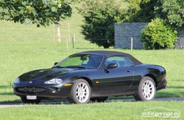 cabriolet Jaguar XK R S/C Convertible