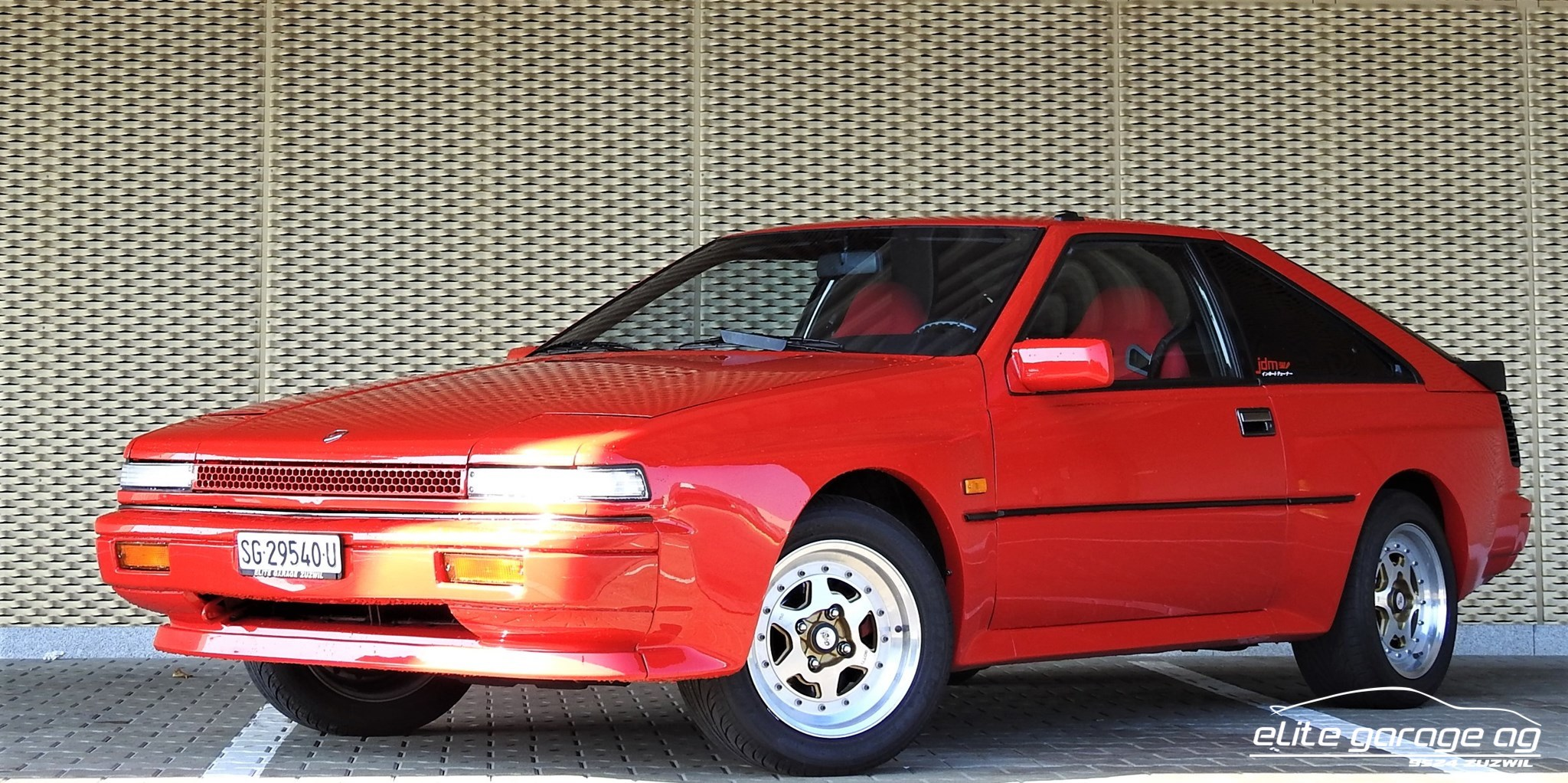 coupe Nissan Silvia 1.8 Turbo GRAND PRIX S12