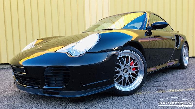 Porsche 911 Turbo 60'500 km 54'800 CHF - kaufen auf carforyou.ch - 1