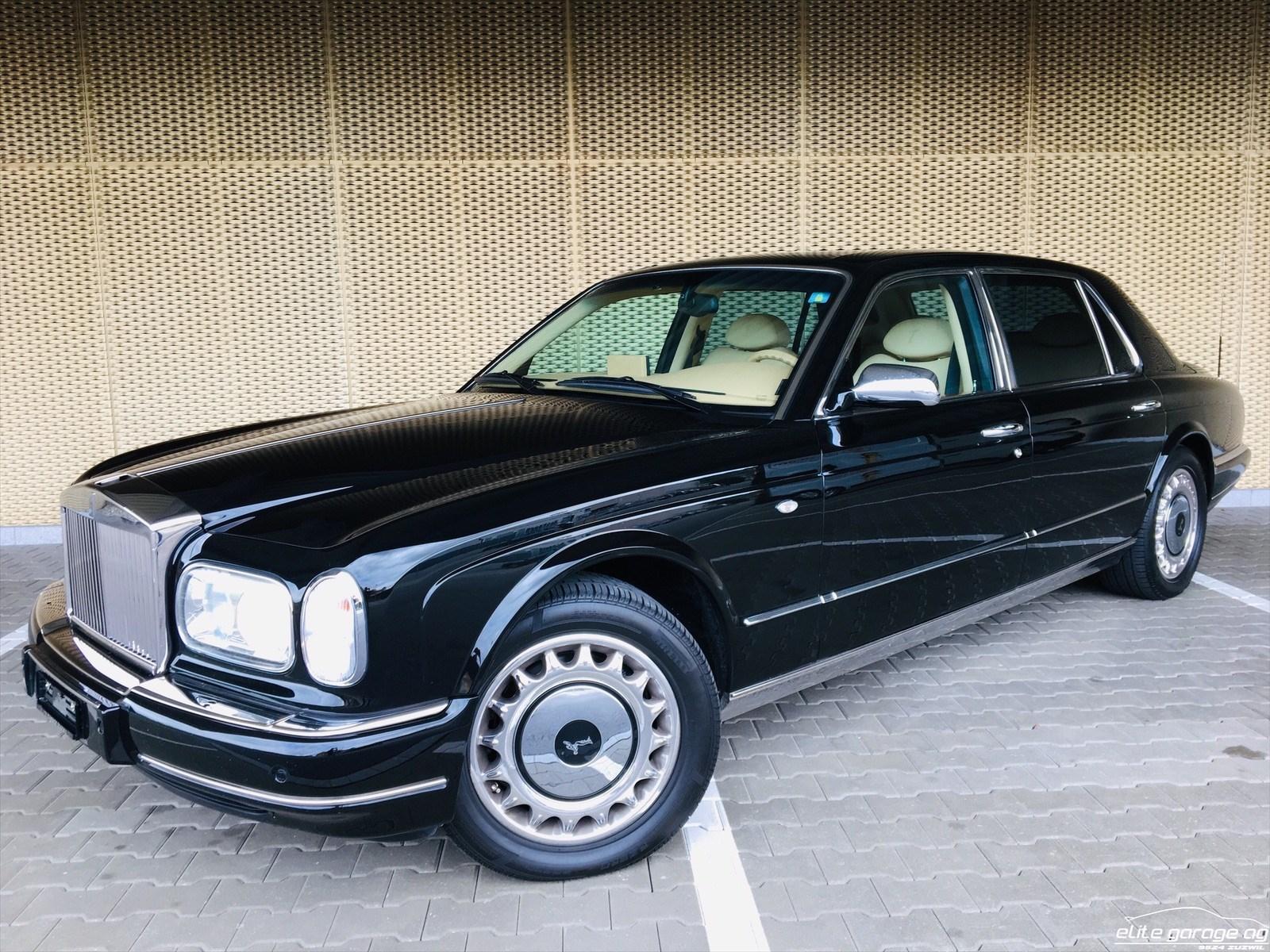 saloon Rolls Royce Silver Seraph V12 PARK WARD LANGVERSION