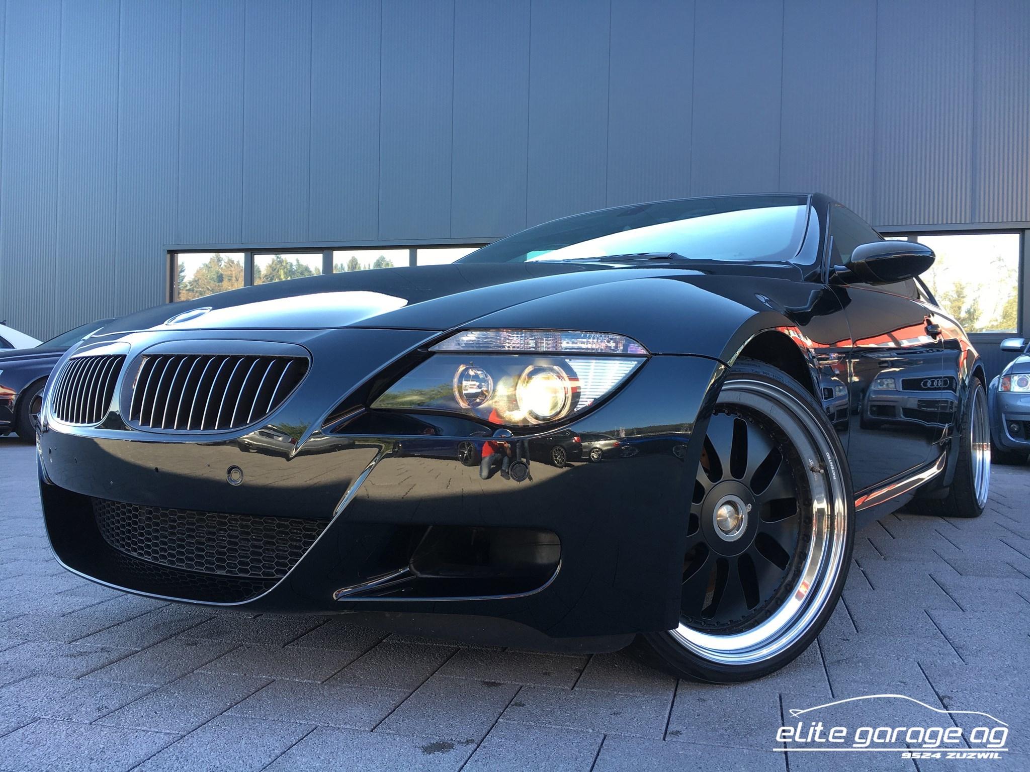 coupe BMW 6er M6