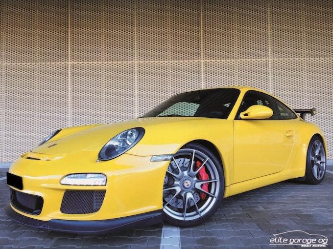 Porsche 911 GT3 27'300 km CHF119'800 - acquistare su carforyou.ch - 1