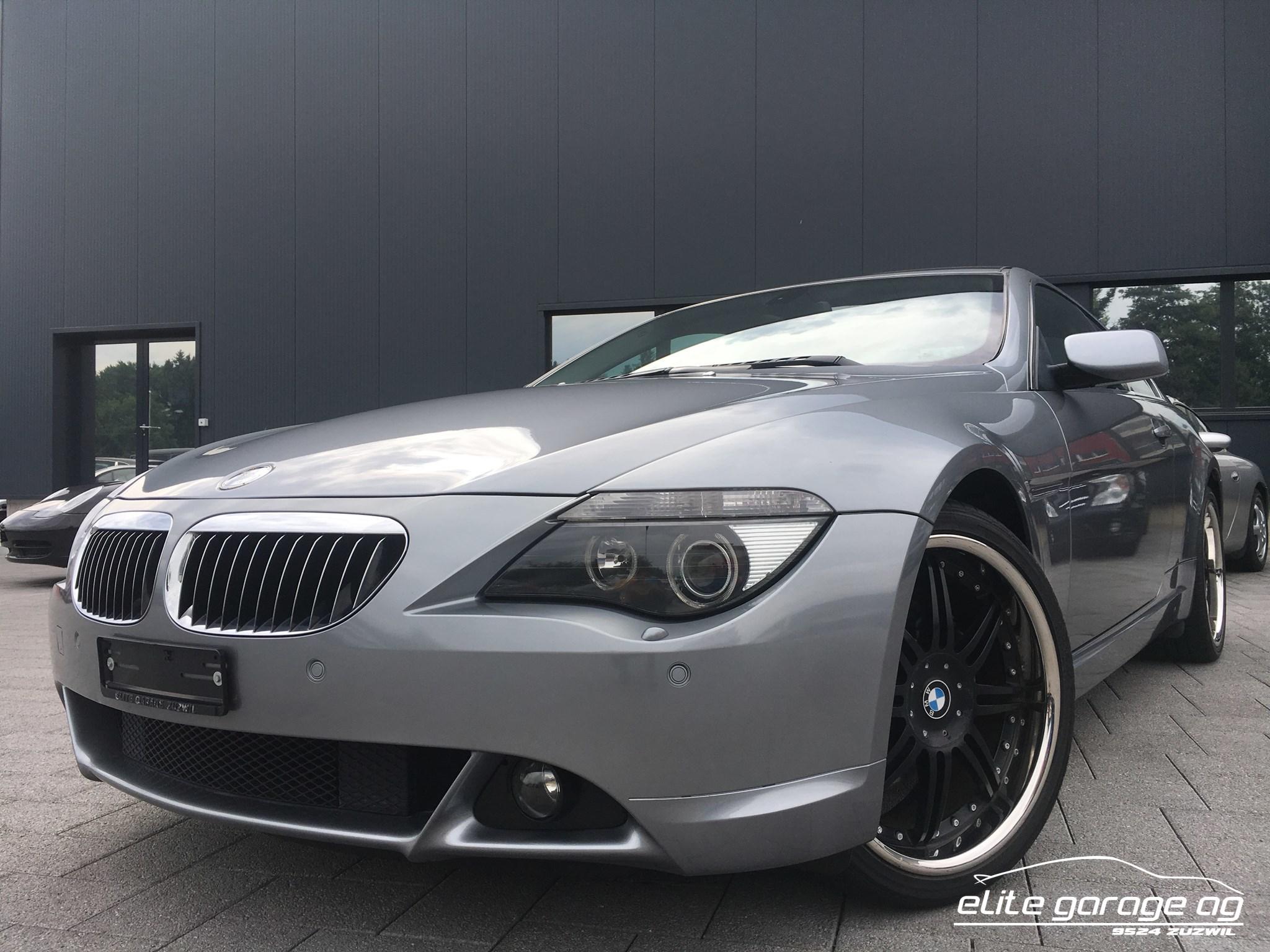coupe BMW 6er 645i