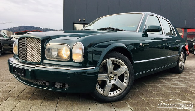 saloon Bentley Arnage Red Label