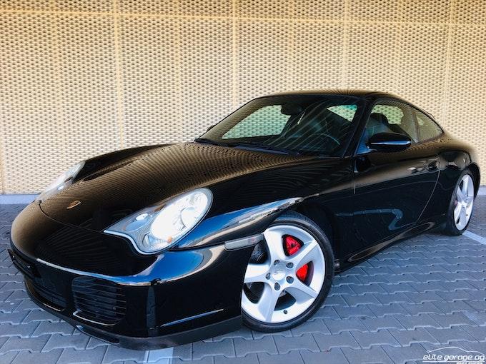 Porsche 911 Carrera 4 S 148'000 km CHF32'800 - acquistare su carforyou.ch - 1