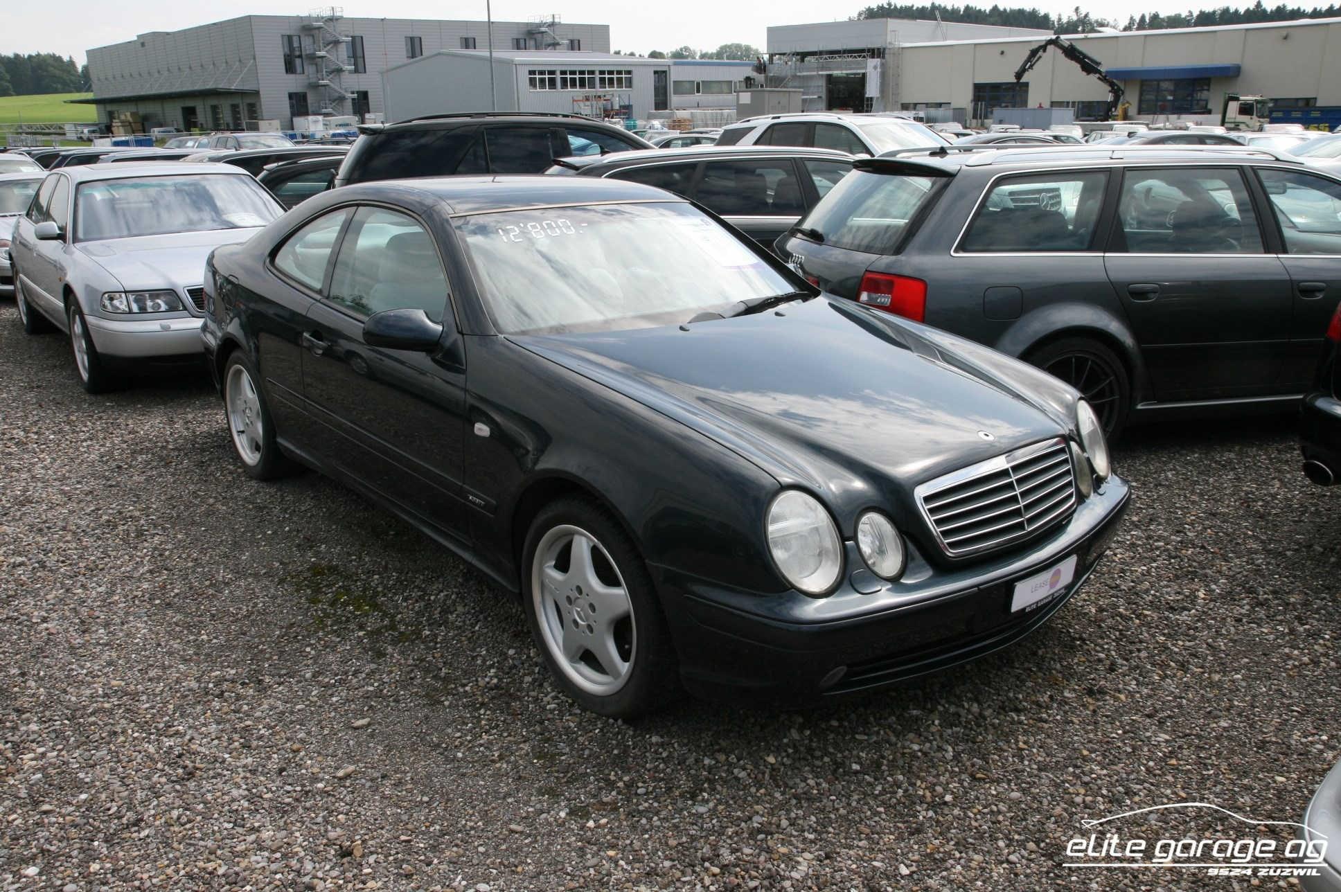 coupe Mercedes-Benz CLK 320 Sport Automatic