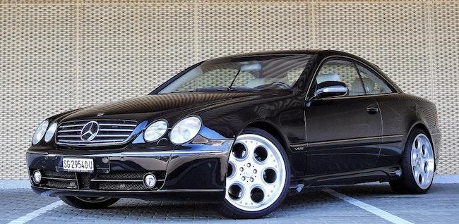 coupe Mercedes-Benz CL 600 Lorinser Automatic