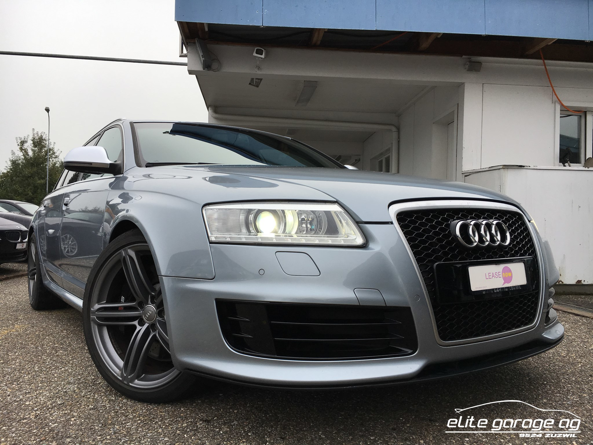 estate Audi S6 / RS6 RS6 Avant 5.0 V10 quattro