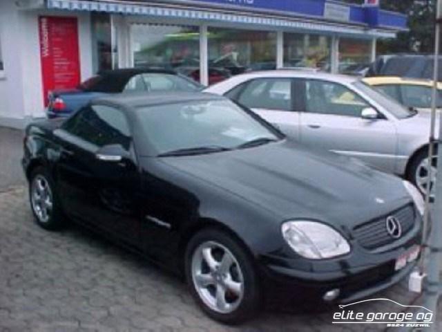cabriolet Mercedes-Benz SLK 230 Kompressor
