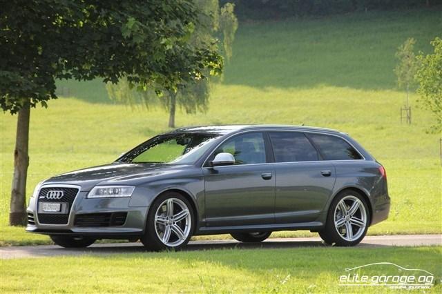 estate Audi RS6 Avant 5.0 V10 quattro