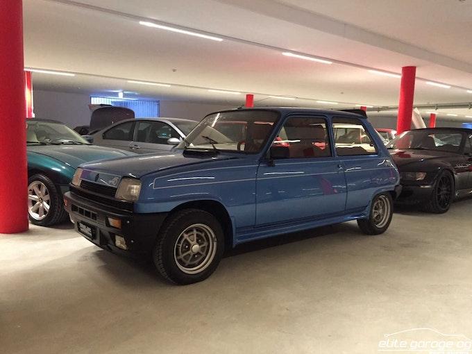 Renault R5 Alpine 147'800 km CHF16'800 - acheter sur carforyou.ch - 1