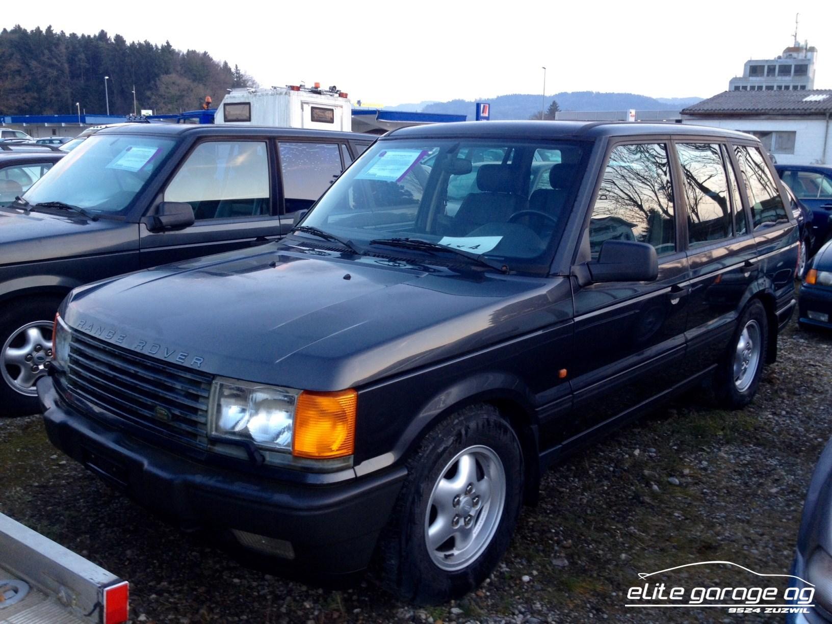 suv Land Rover Range Rover 4.6 HSE