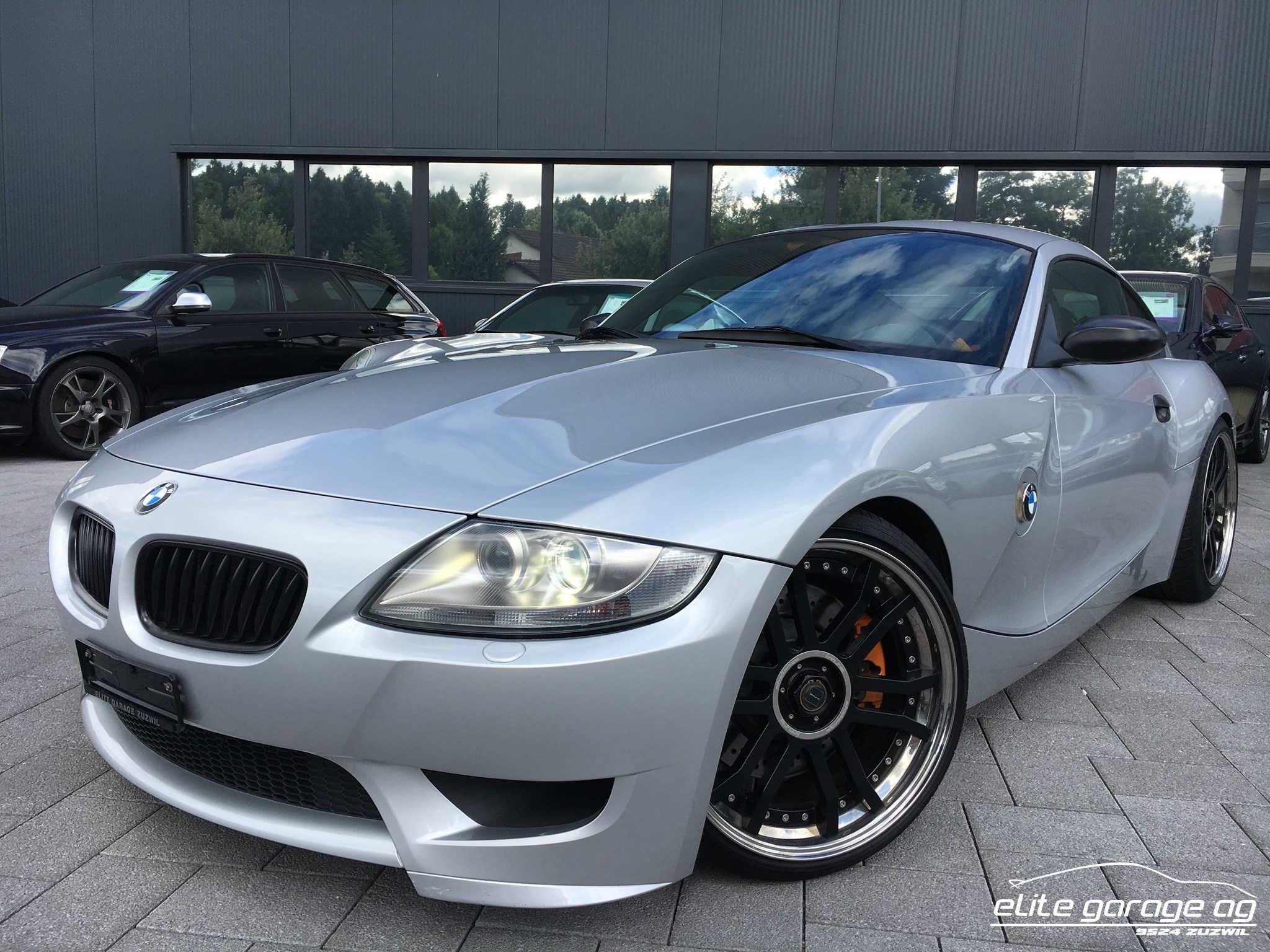 coupe BMW Z4 M Coupé