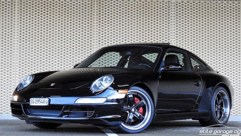 Porsche 911 Carrera S 39'400 km 52'800 CHF - acheter sur carforyou.ch - 1