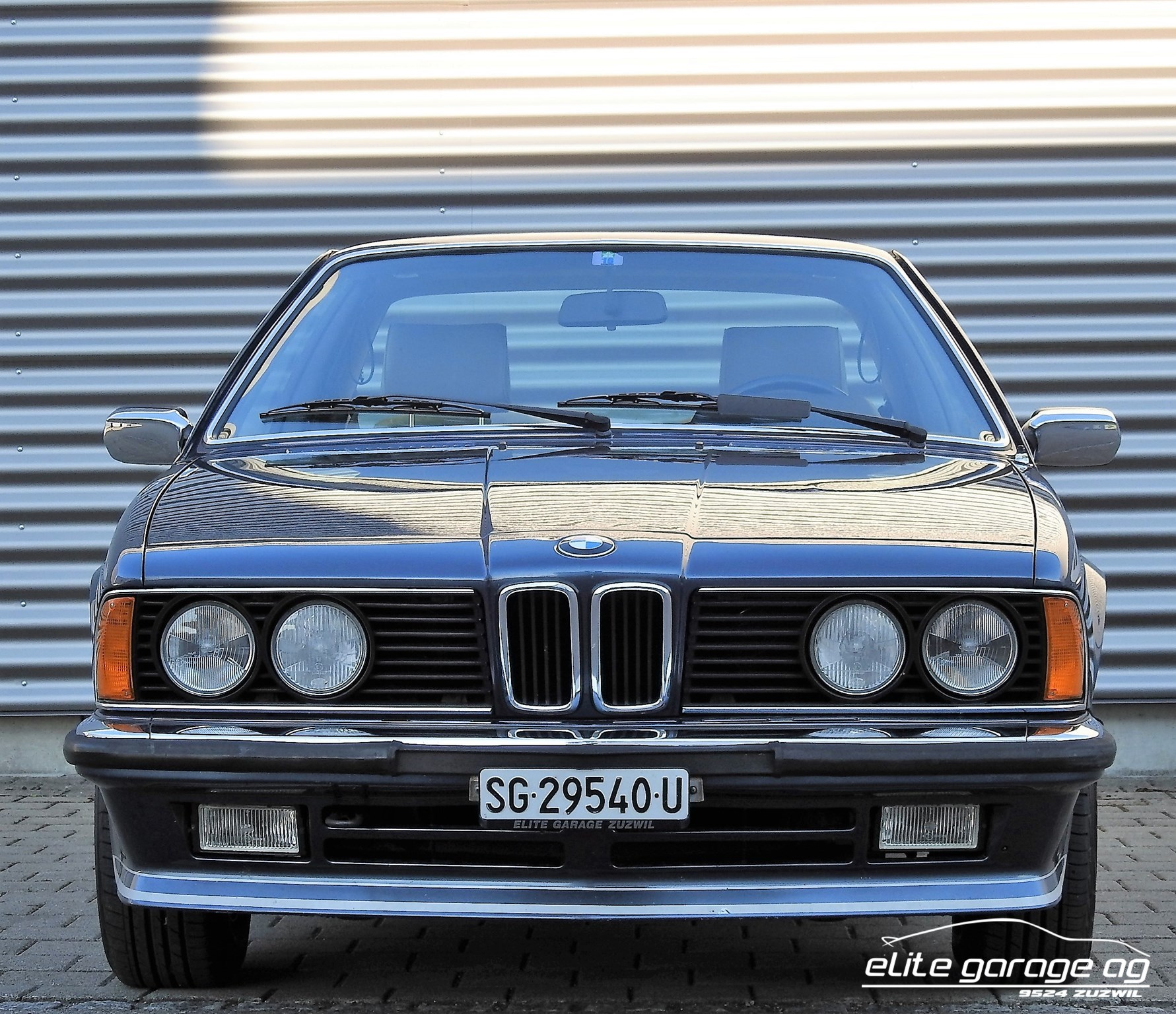 coupe BMW 6er 635 CSI