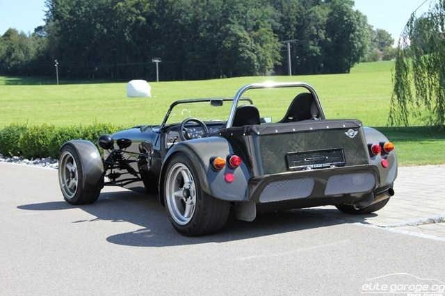 cabriolet Lotus Super Seven HKT