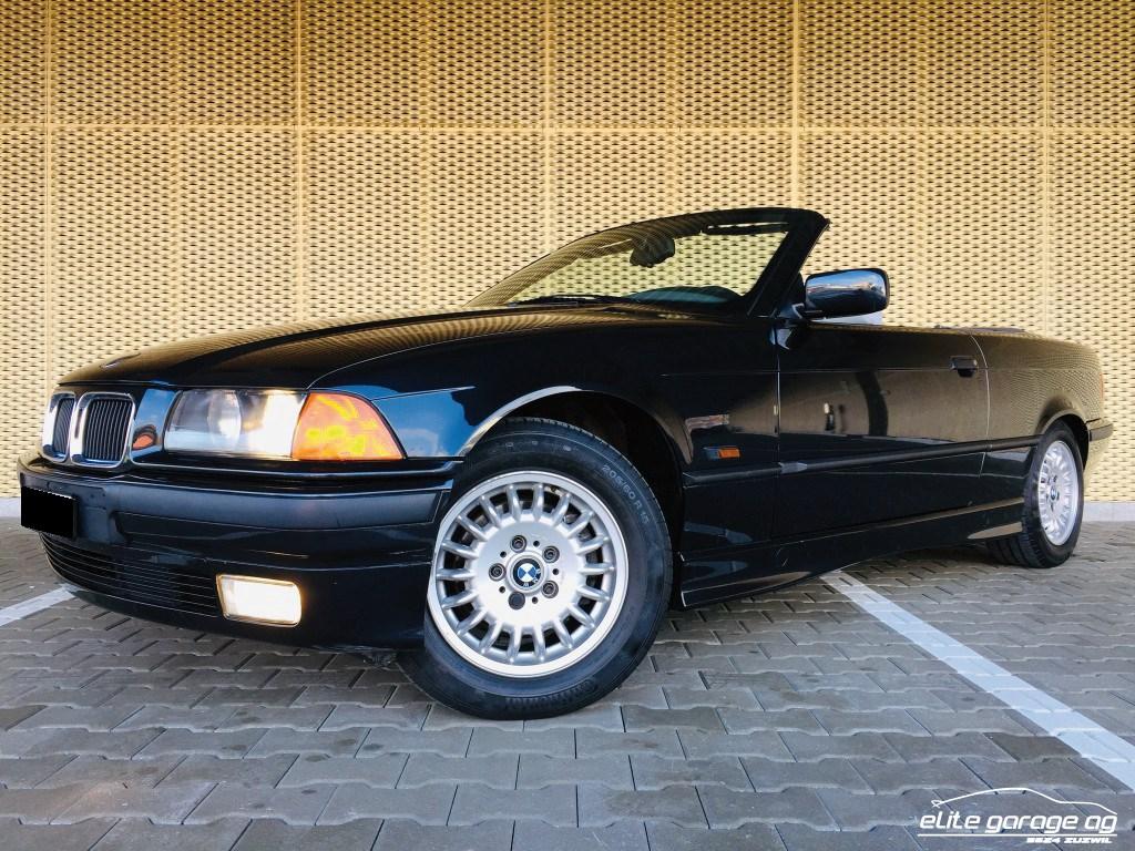 cabriolet BMW 3er 320i Cabrio